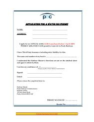 application for a water ski permit application for a water ski permit