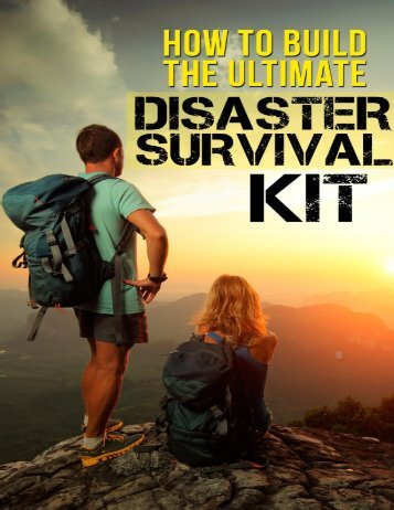Disaster-Survival-Kit