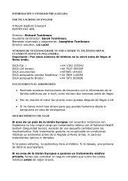 Información y Consejos Pre-Llegada. - demo e-ducativa catedu