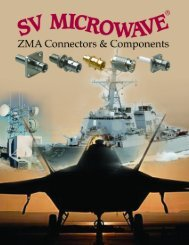 zma connectors and components - TrustedPartner