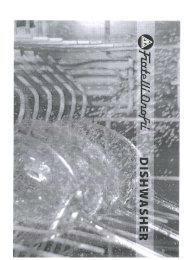 Fratelli Onofri DB012540 Intergrated Dishwasher User Manual ...