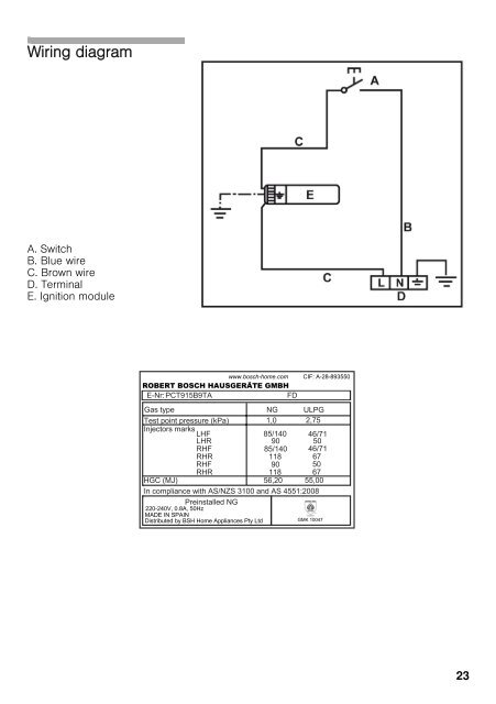 Wiring diagram A. Switch on bosch fuel gauge wiring diagram, ignition coil pack wiring diagram, bosch tachometer wiring diagram, bosch sensor wiring diagram, ford f-150 ignition coil wiring diagram, ignition switch wiring diagram,