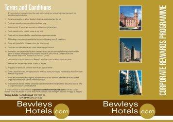 2 - Bewley's Hotels