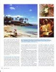 """""""Hawaii Reigns,"""" Virtuoso Life, July 2007 - Page 3"""