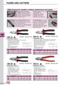 PLIERS AND CUTTERS - Page 3
