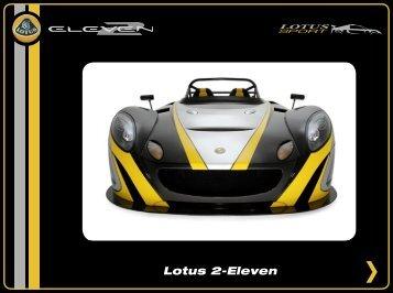 Brochure (pdf) - Lotus Elise