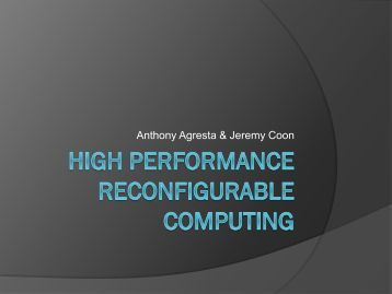 trends of global high performance computing Global high-performance computing market: overview high-performance computing technology is the use of advanced processes in order to increase the performance and efficiency of the desktop workstation or computer for solving the problems related to engineering, science, and business in comparison to the conventional computing technologies.