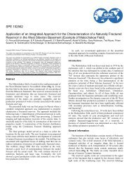 Application of an Integrated Approach for the ... - Sigmacubed.com