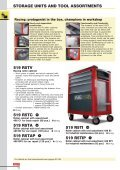 STORAGE UNITS AND TOOL ASSORTMENTS - Page 7