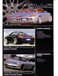 rggram for Porsche 986 Boxs'rer - Gemballausa.com gemballausa