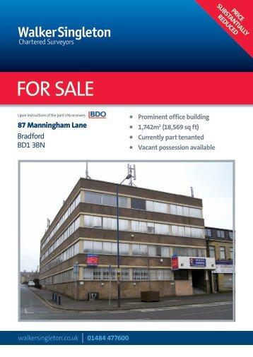 Download Brochure - Walker Singleton