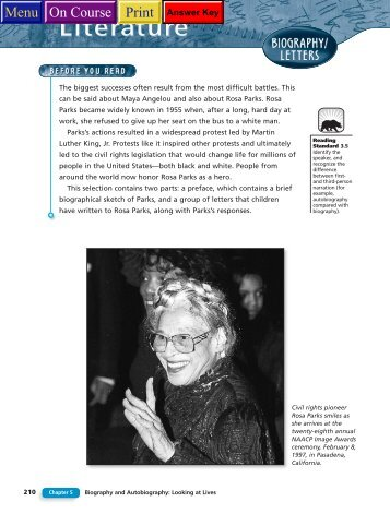 expository essay on rosa parks Free essay: throughout the african american civil rights movement  rosa  parks refusing to give up her seat on the montgomery, alabama bus was the fire  to.
