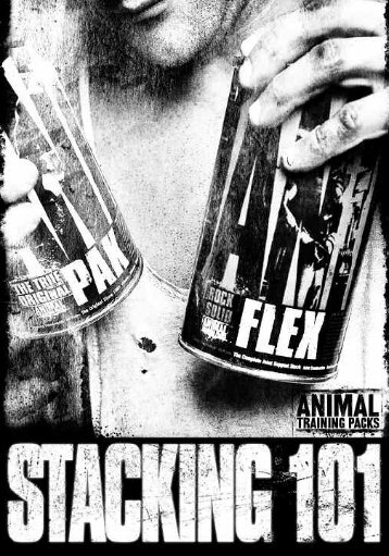 Table of contents - Animal Pak
