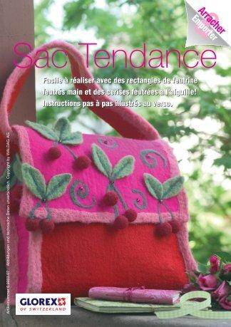 Sac Tendance - Glorex