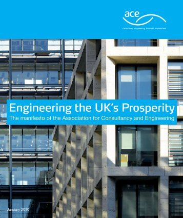 this link - Association for Consultancy and Engineering