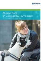 You can download the abstract book here. - European Spinal Cord ...