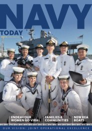 Apr - May 2013, Issue 172 - Royal New Zealand Navy