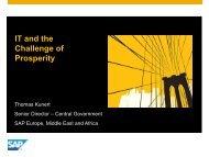 Folie 1 - Bled Forum on Europe