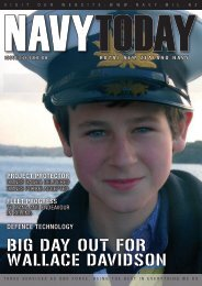 Navy Today June 09 - Royal New Zealand Navy