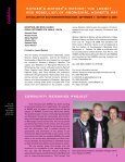 MAWA Newsletter Fall 2008 - Mentoring Artists for Women's Art - Page 5