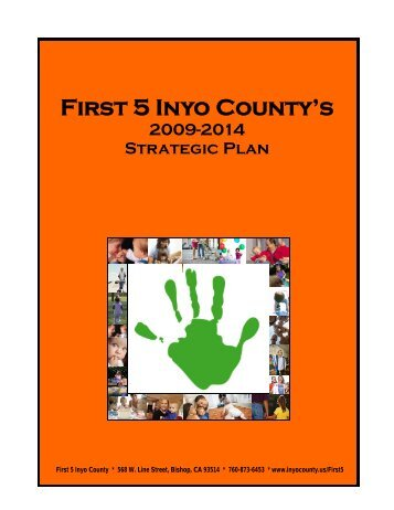 Strategic Plan - County of Inyo