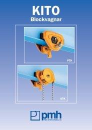 KITO Blockvagn - PMH International AB