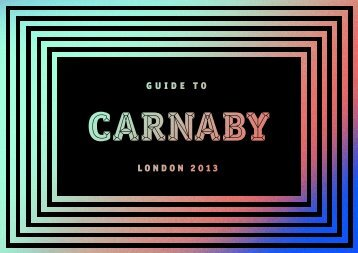 Download your free guide here - Carnaby