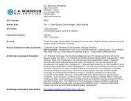 Top North American 3PLs 2011 - Armstrong & Associates, Inc.