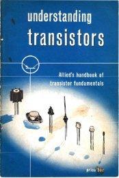 Allied's Handbook of Transistor Fundamentals - N4trb.com