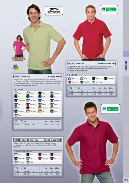 Poloshirts - Interstick.net