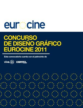 Convocatoria diseño - Eurocine 2011 - Fadp.edu.co
