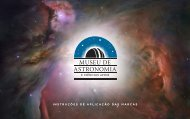 Instruções de aplicação da identidade visual - Museu de Astronomia ...