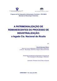 Cláudia Machado Ribeiro - PPG-PMUS - Museu de Astronomia e ...