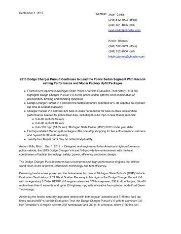Download Press Release pdf - Crown North America