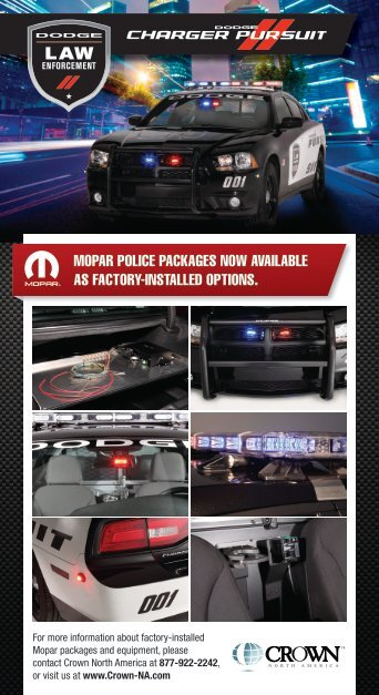 Mopar Police Pkgs Hero Card [pdf] - Crown North America