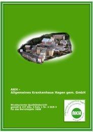 PDF 3,2 MB - im Allgemeinen Krankenhaus Hagen