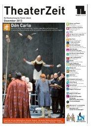 Theaterzeit - LN-Magazine