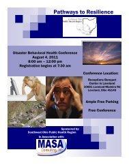 Pathways to Resilience - Academy of Medicine of Cincinnati