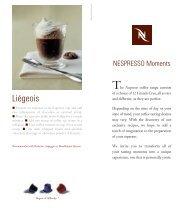 Classic Recipes (PDF) - Nespresso