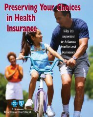 Preserving Your Choices in Health Insurance Preserving Your ...