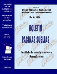 No. 6/ 2006 - Boletín Páginas Sueltas