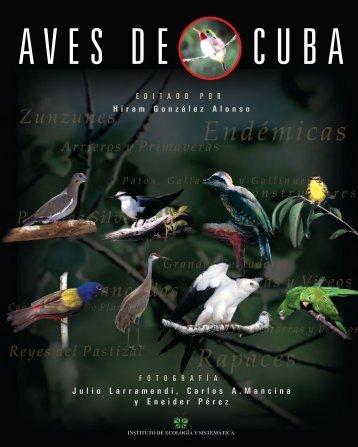 Aves de Cuba - Red Cubana de la Ciencia