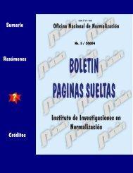 5 - Boletín Páginas Sueltas