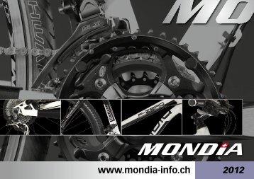 Mondia Katalog 2012