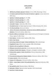 Klaipeda_literatura - Lietuvos darbo birža