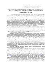 Asmenų prašymų nagrinėjimo ir jų aptarnavimo - Lietuvos darbo birža