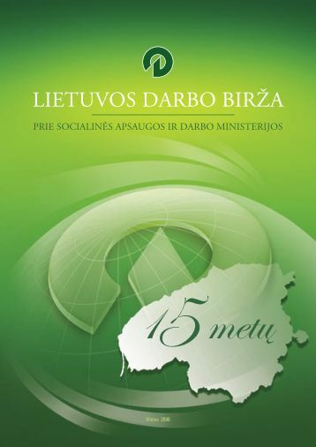 Leidinys LT pilnas.indd - Lietuvos darbo birža