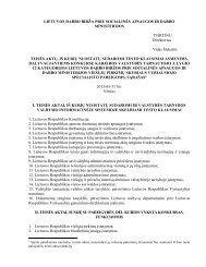 Teisės aktų, iš kurių nuostatų sudaromi testo klausimai asmenims ...
