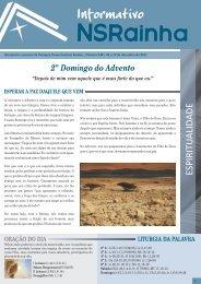 Informativo 546.pdf - PARóQUIA NOSSA SENHORA RAINHA