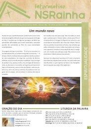 Informativo 596.pdf - PARóQUIA NOSSA SENHORA RAINHA